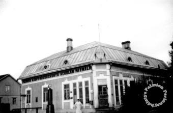 Paimion Kauppaosuuskunnan Kevolan myymälä avattiin vuonna 1923.
