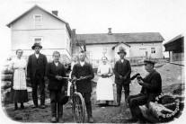 Kuva vuodelta 1917.